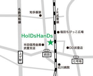武豊事業所地図